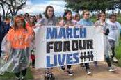 March For Our Lives Turlock