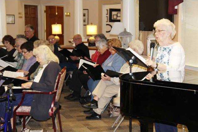 senior chorus pic1
