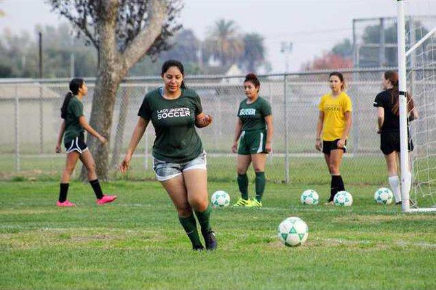 Hilmar Girls Soccer 1