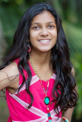spelling bee Alisha Chakravarty