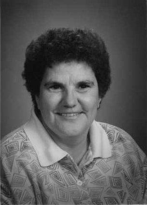 Dorothy Littlefield BW