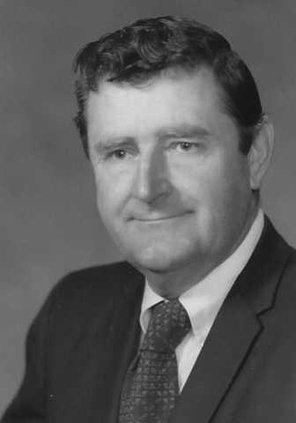 John Robert McDougall BW