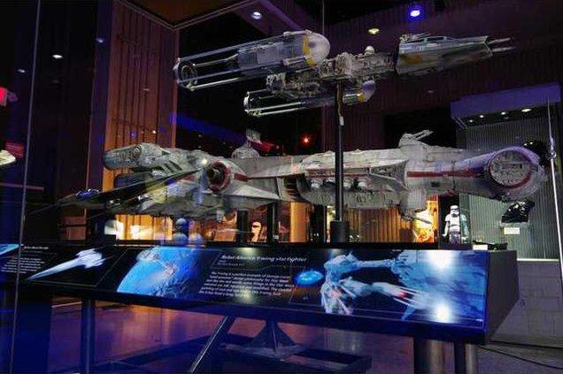 StarShips RebelOverall Medium