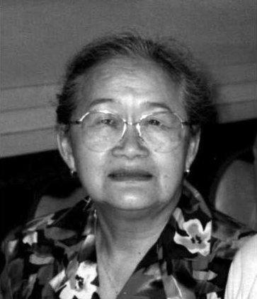 Sylvia Lee bw