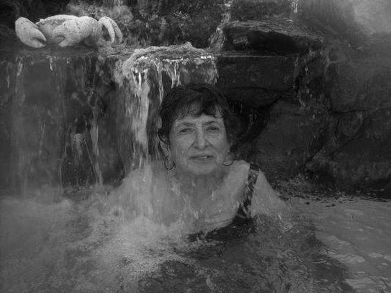 Dolores Sanchez BW