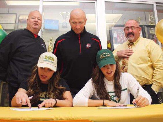 SB--Ripon signings pic 1