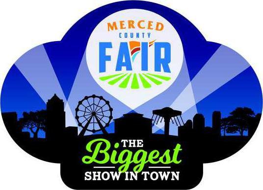 Merced Fair graphic