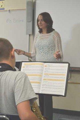 band teacher