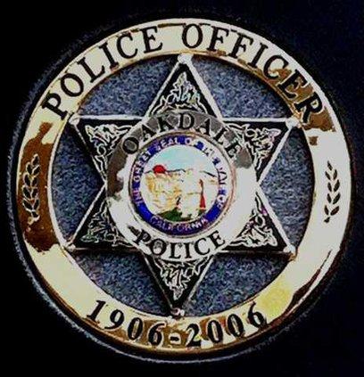 Police Badge 2
