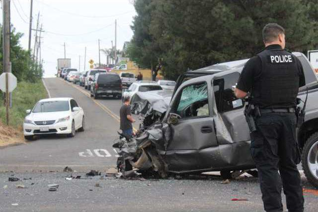 One Fatality In Multiple Vehicle Accident - Oakdale Leader