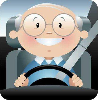 senior drive