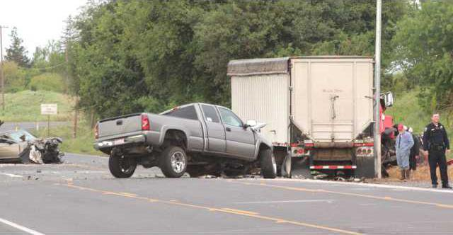 Modesto Woman Killed In Friday Highway Crash - Oakdale Leader