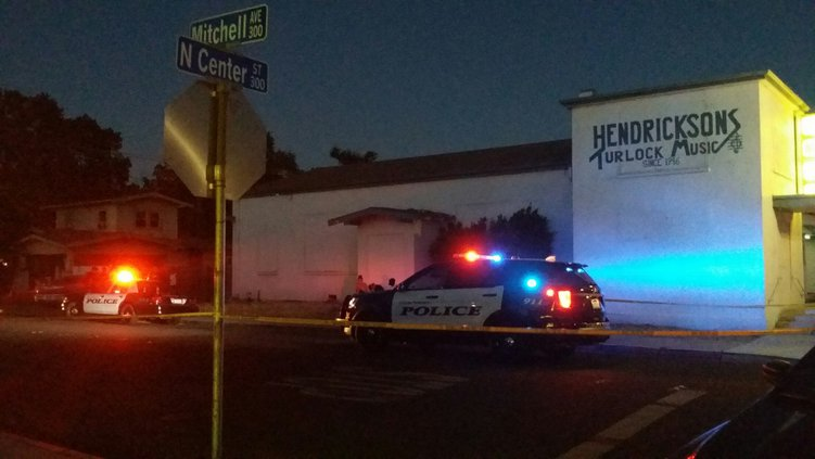 Mitchell Avenue homicide