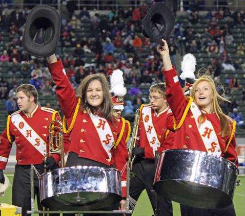 12-19 OAK FB State Band