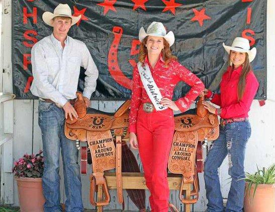 5-8 OAK Rodeo High School