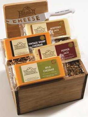 Hilmar Cheese boxes 1