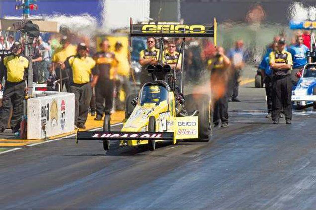 Morgan Lucas and the Geico-Lucas Oil team runner-upped in Top Fuel x IMG 0569