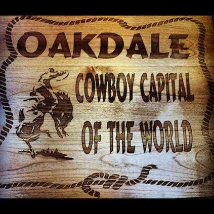 Oakdale Plaque
