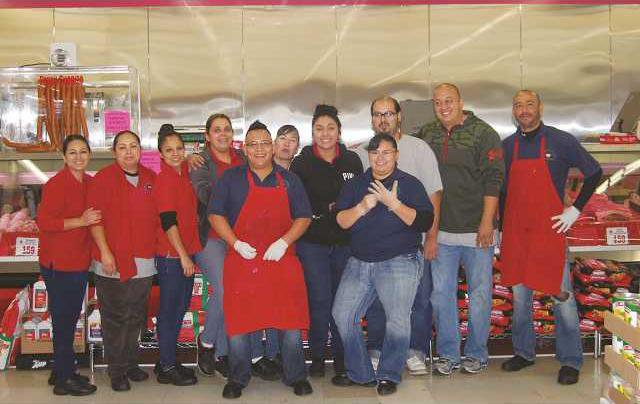 ROSITA Owner George Toscano Green Shirt and Staff copy resize