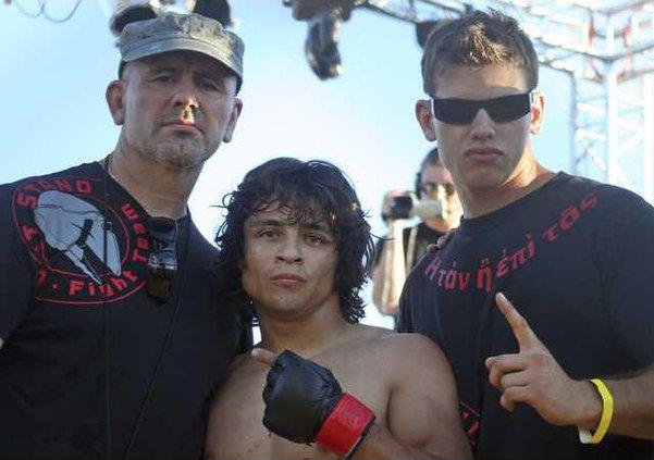 8-3 OAK MMA