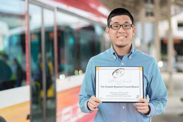 Transit award pix
