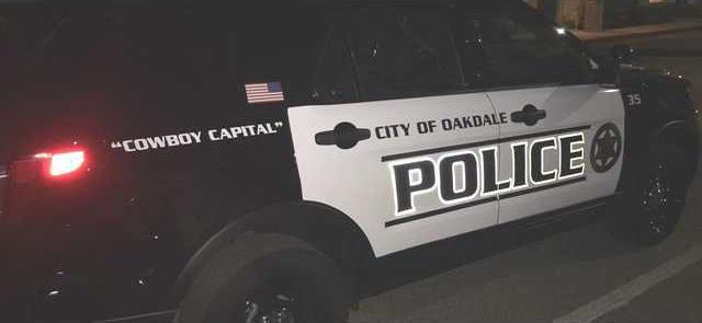 cop car OAk