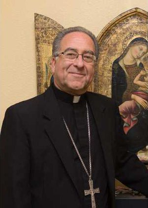 bishop myron cotta