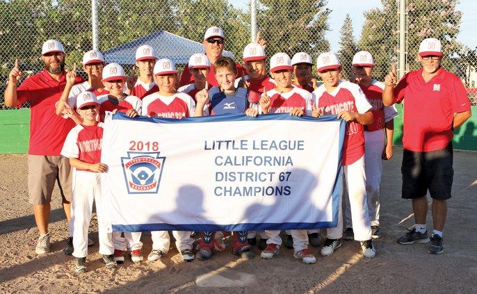 Bulletin Little League 2018