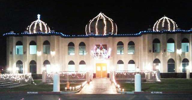 Sikh lights