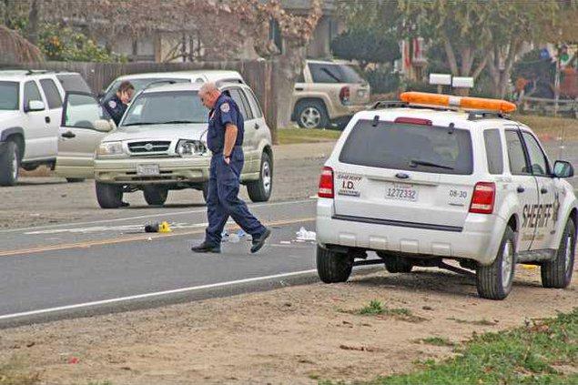 Accident claims life of sheriffs crime scene tech - Turlock