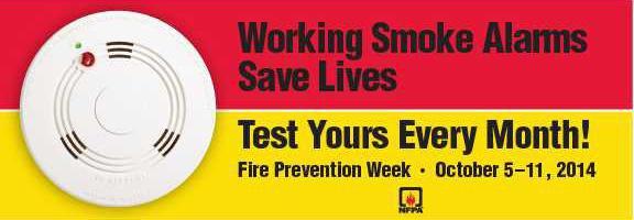 smoke alarm logo