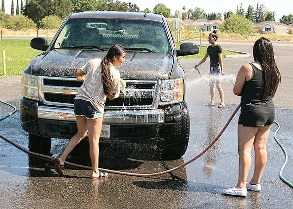 car wash pix