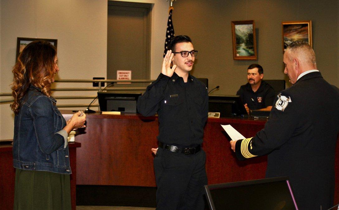 Lathrop Manteca Fire adds 14 reserve firefighters - Manteca