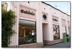 oakdale leader front