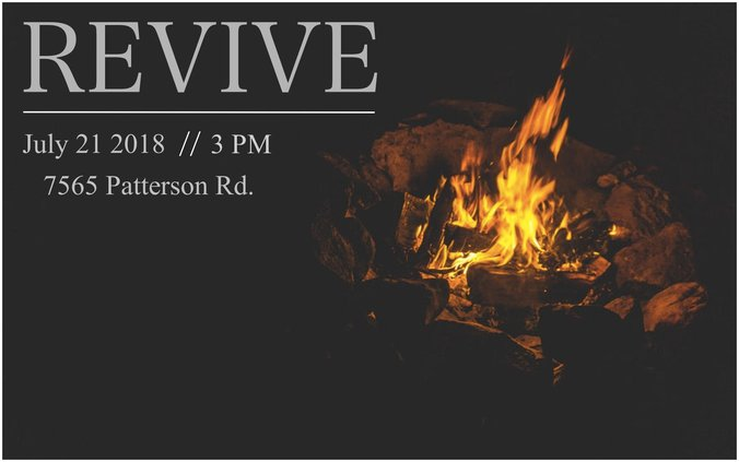 revive worship night