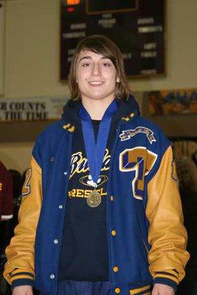 Alexia Morena State Champion