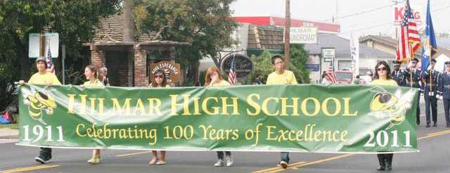 Hilmar parade pic1