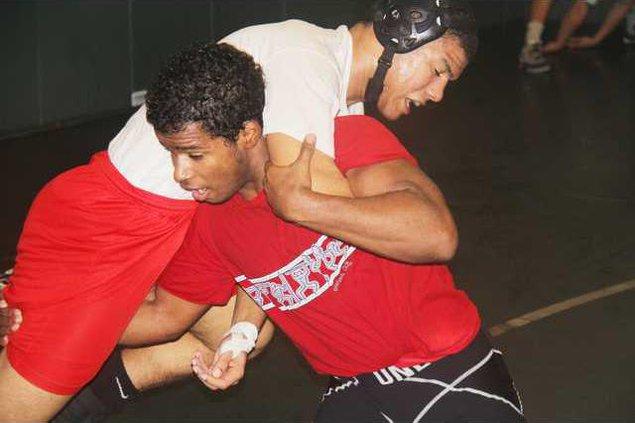 Pitman wrestling