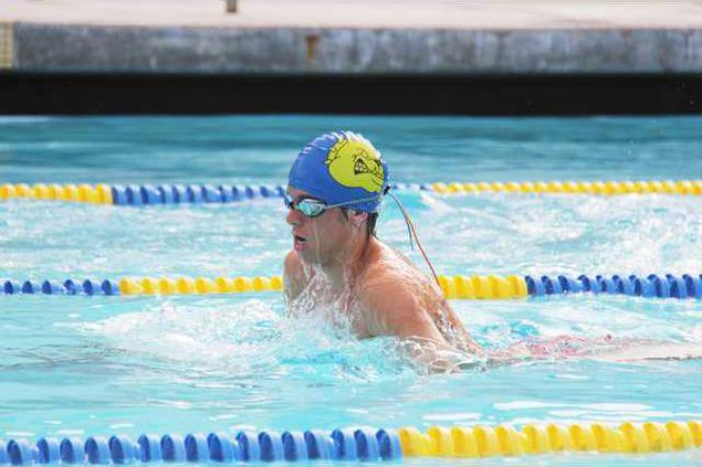 Turlock boys swimming