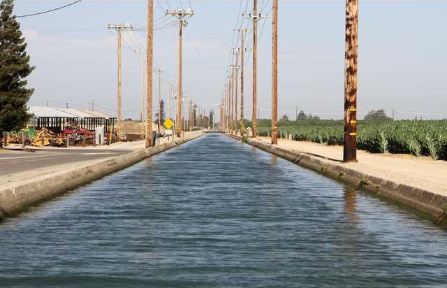 canal at Taylor Road