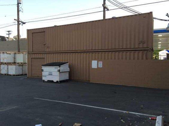 cargo container pic
