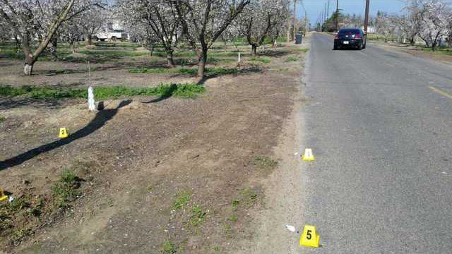 crime scene berkeley road