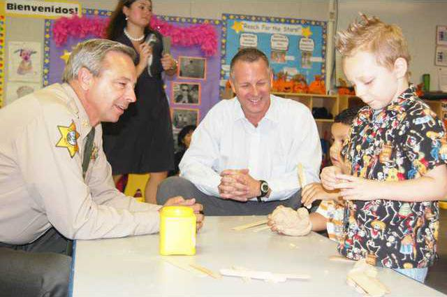 Officials advocate early education over incarceration