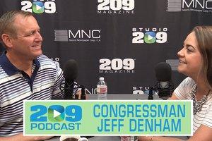 denham podcast