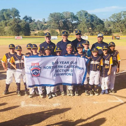 american 10s section championship