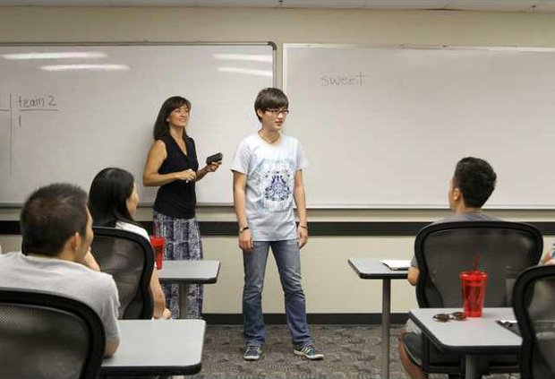 CSUS chinese students pic