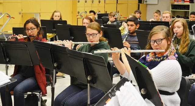 Pitman Wind Ensemble