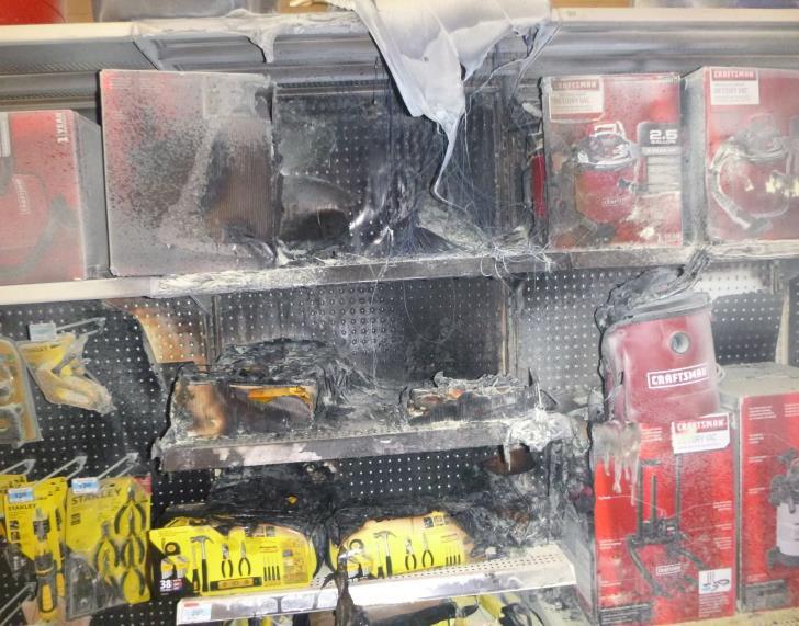 Fires Inside Oakdale Kmart Suspected Arson - Oakdale Leader