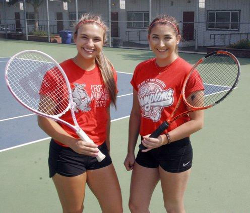 chs girls tennis