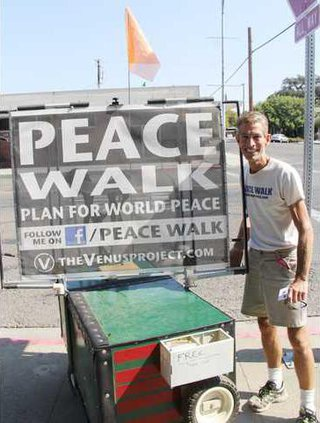 peace walk pic